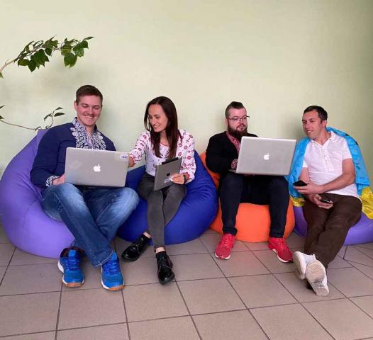 Work in Rivne