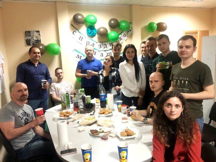 Defender day in Zaporizhzhia