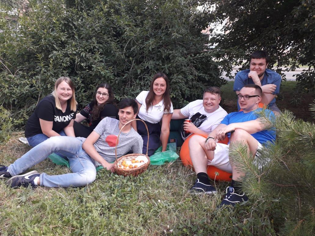 Picnic in Poltava