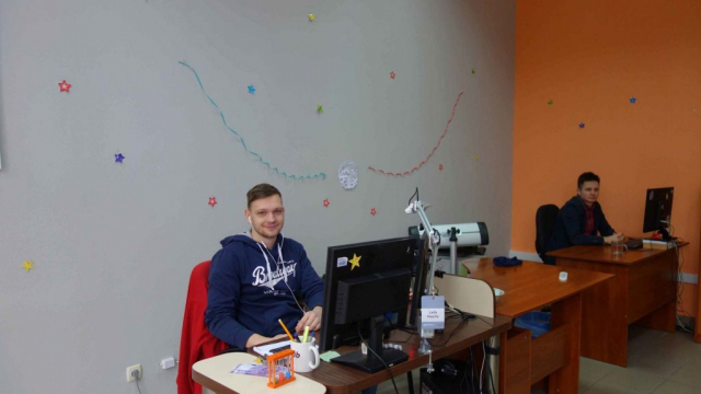 Automatisation QA engineer at work place