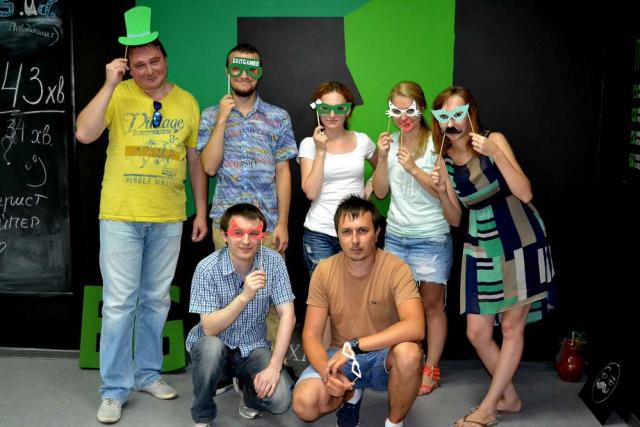 Our Fotobook team