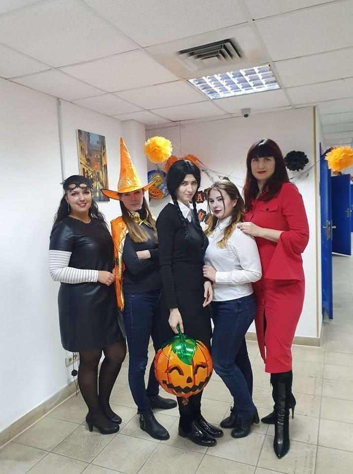 Halloween in QATestLab