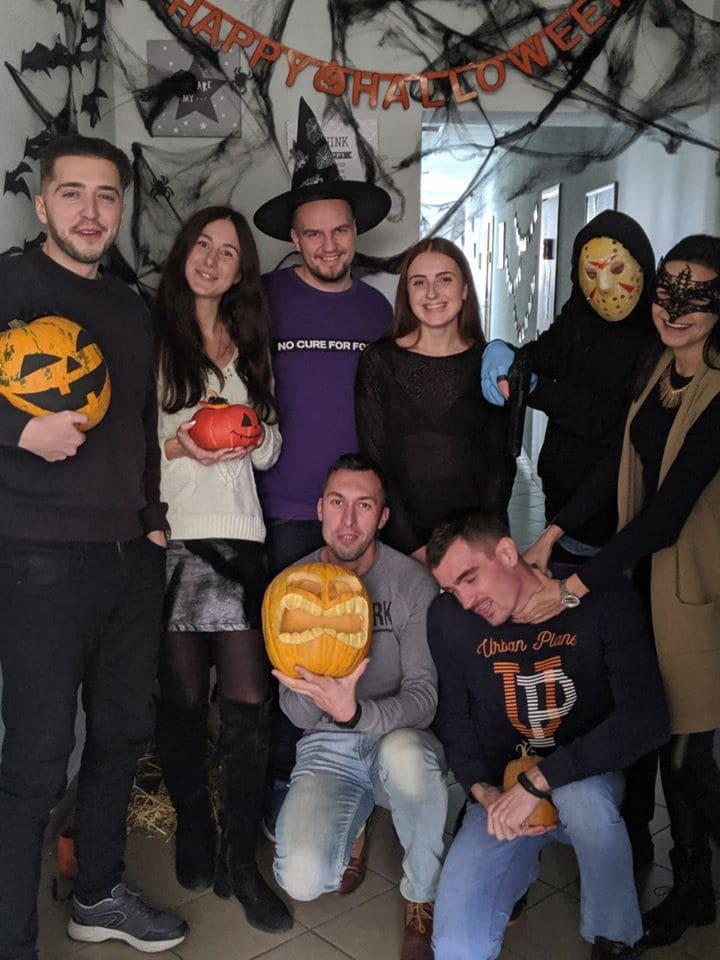 Halloween Party Rivne