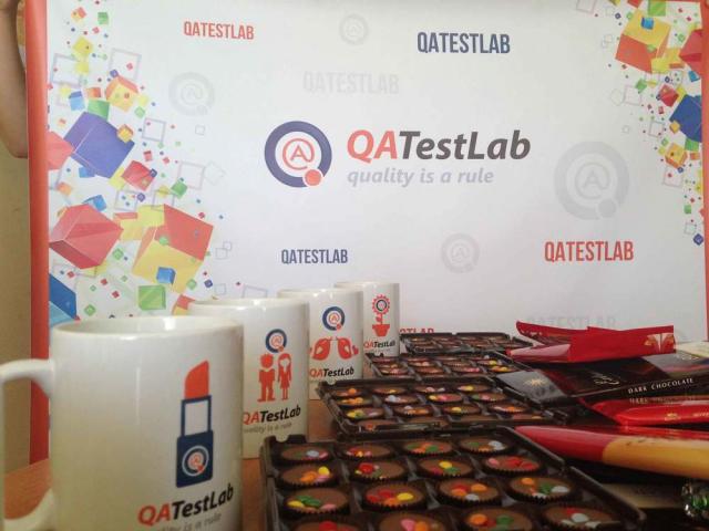 Chocolate day in QATestLab