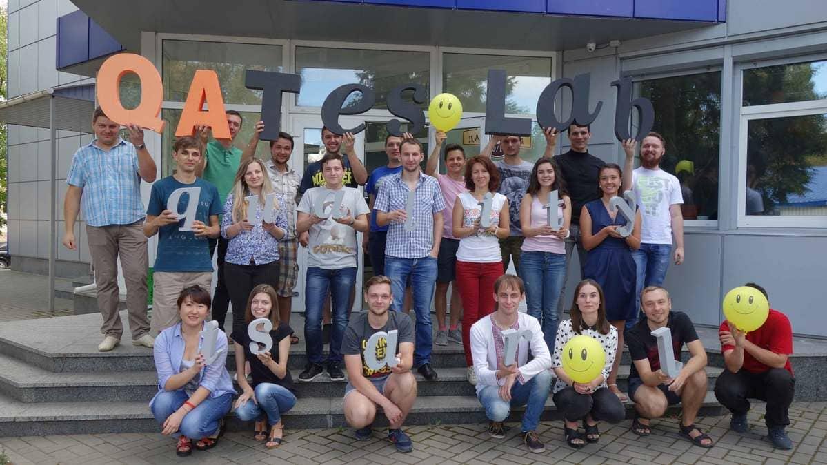 QA engineer day in Cherkassy