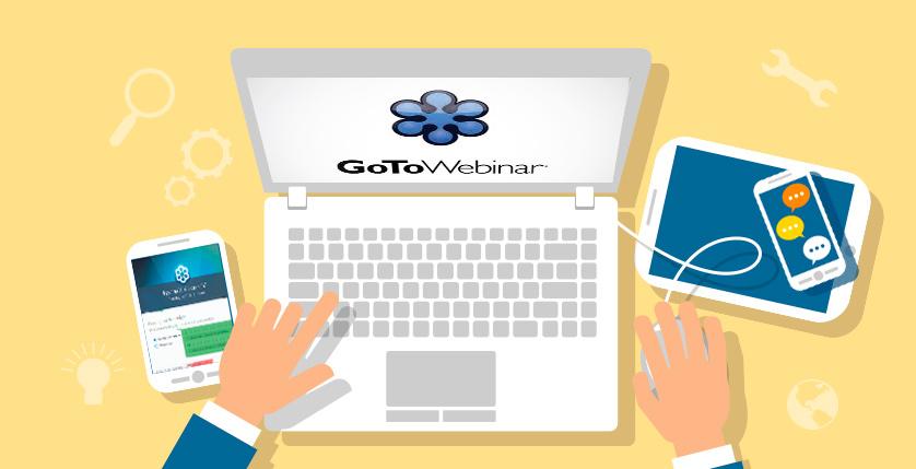 Работа в GoToWebinar
