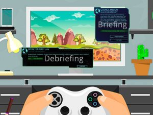 Что такое брифинг и дебрифинг в играх